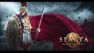 Спарта: Война Империй / Sparta: War of Empires. Качаемся до 10 лвл