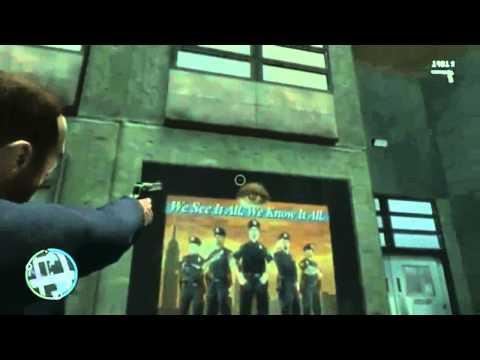 GTA 4 illuminati symbols