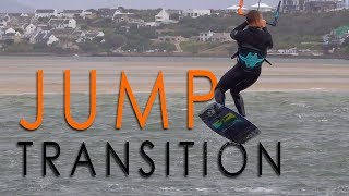 Gambar cover Jump Transitions, Higher Jump Transitions & Common Mistakes (kiteboarding tutorial)
