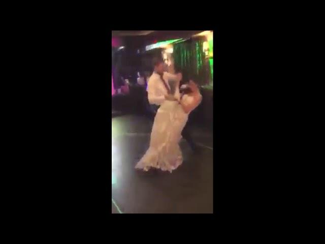 Зажигательный свадебный танец микс - попурри!