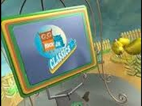 Nick Jr Classic continuity and adverts 31 march