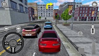 City Car Driving #5 - Car Game Android gameplay #carsgames