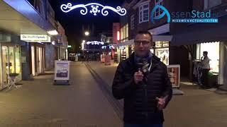 Led straatverlichting in Oudestraat Assen