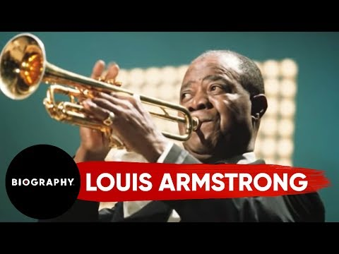 Louis Armstrong - Mini Biography