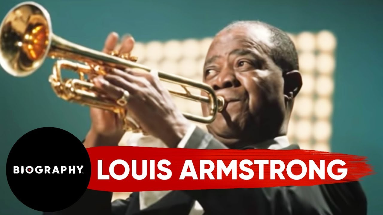 Louis armstrong biography movie
