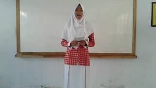 mandu acara MC bahasa Sunda Nurhayati (Sman 1 Jatitujuh)
