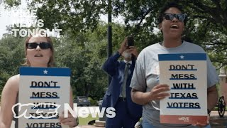 Texas Democrats Flee to DC to Save Voting Rights