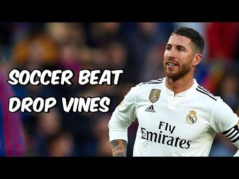 Soccer Beat Drop Vines #92