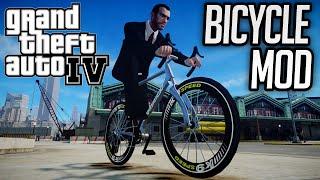 GTA IV - Bicycle Mod