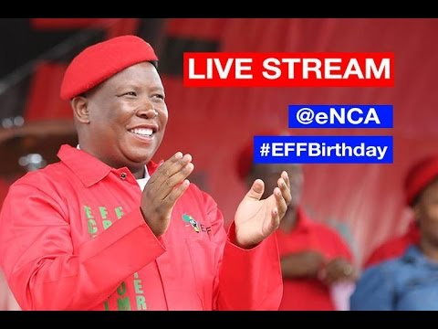 LIVE: EFF celebrates its second birthday