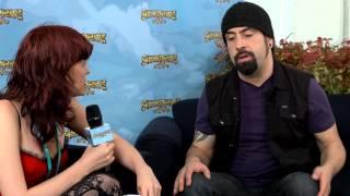 Volbeat (Rob Caggiano) Interview: Soundwave TV 2014