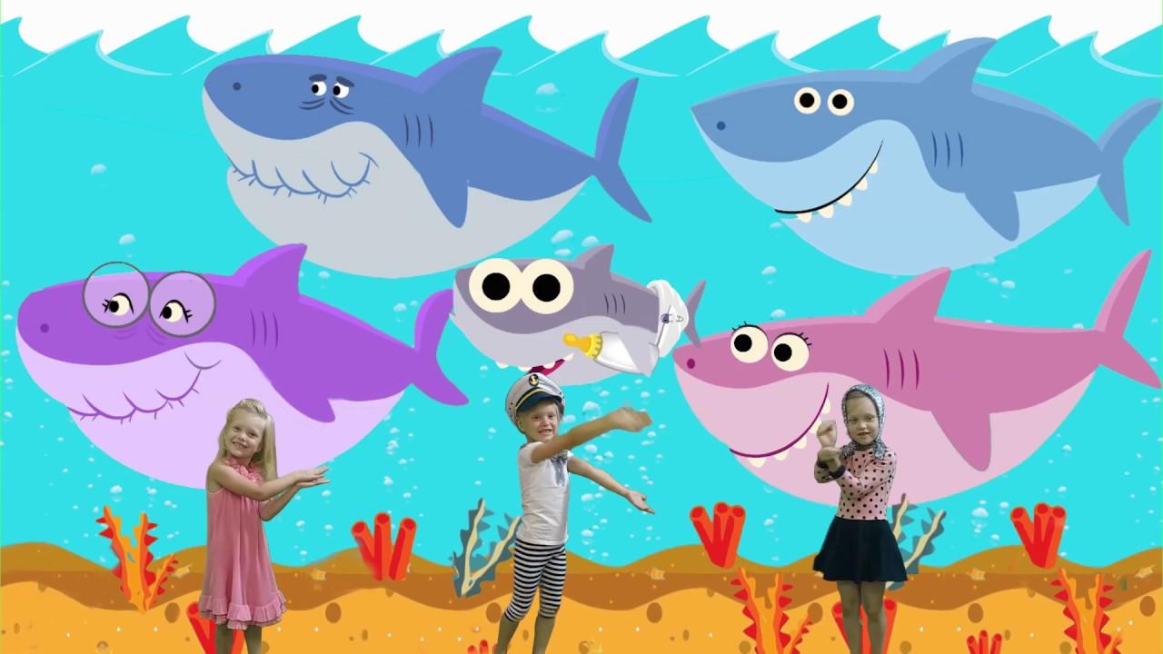 Baby Shark Dance | Sing and Dance | Songs for Children ...