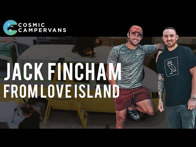 I MEET JACK FINCHAM FROM LOVE ISLAND