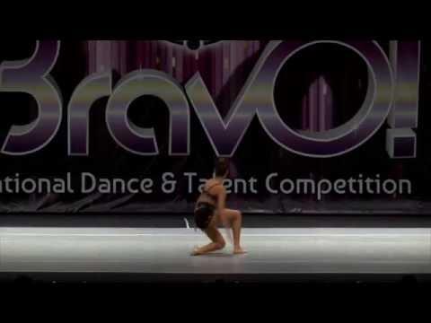 Jazz Solo 'Move' @ 2016 Bravo Dance Competition | Addicted 2 Dance