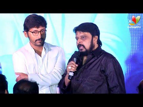 Director Vikraman Warns RJ Balaji   Idhu Enna Maayam Audio Launch   Vikram Prabhu Keerthi Suresh