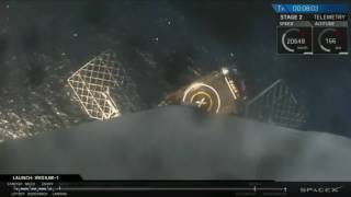 SpaceX Nails 1st Stage Landing Again In Return To Flight   Video