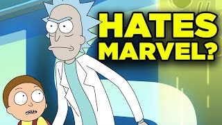 Rick and Morty vs Marvel Movies? (4x03 Analysis) | Ricksplained