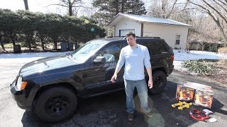 HOW TO: Jeep Grand Cherokee OME 2