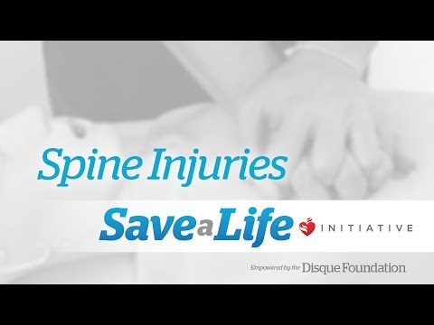 3g. Spine Injuries, Cardiopulmonary Resuscitation (CPR)