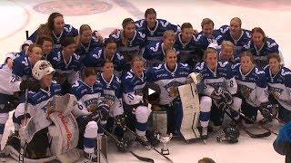 Tallenne: FIN-SUI 15.12.2018  // Naisten Euro Hockey  Tour Hämeenlinna