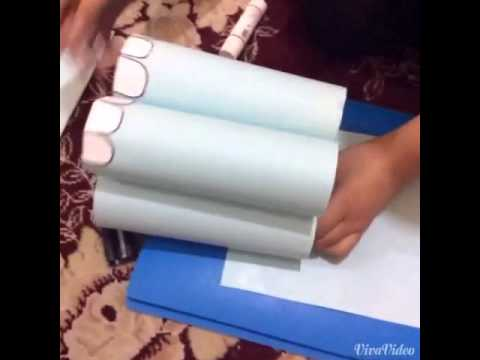How to make a paper elephant