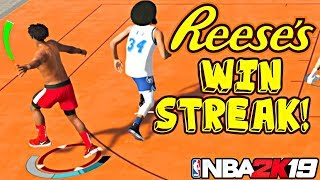 THE CRAZIEST WIN STREAK IN 2K HISTORY! THE TRY HARDS KEPT PULLING UP ON ME!! - NBA 2K19 MyPARK