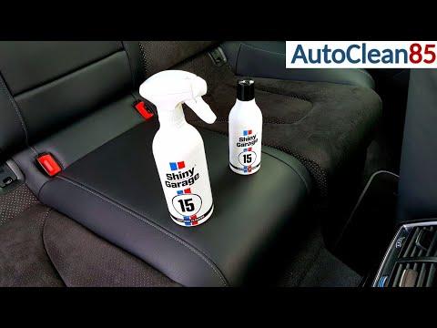 LEDERSITZE AUFBEREITEN / Leder reinigen und versiegeln / Lederpflege im Auto