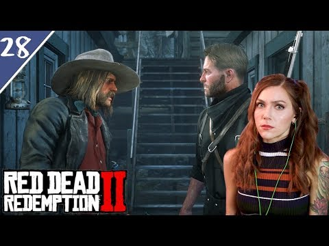 Breaking Out John, Meeting Cornwall and Starting a War | Red Dead Redemption 2 Pt. 28 | Marz Plays thumbnail