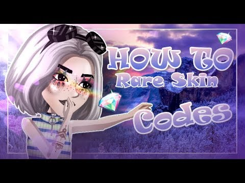 HOW TO GET RARE SKIN CODES | MSP