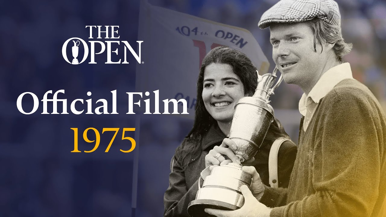 Tom Watson wins at Carnoustie | The Open Official Film 1975