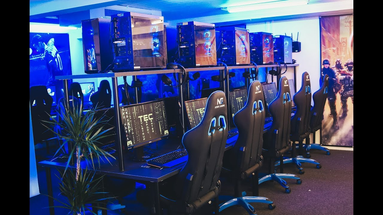 Tylstrup Esport Center
