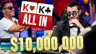 THRILLING Final Hand Of The 2019 WSOP Main Event