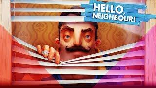 KOMŞUNUN EVİNDE DÖNEN FANTEZİLER! - Hello Neighbor Full Sürüm Türkçe