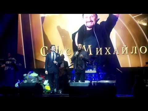 Стас Михайлов - премьера песни Дай нам Бог