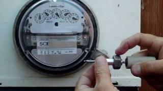 1-530-990-9769 METER BARREL LOCK TOOL KEY ELECTRIC METER CHANGE  METER PANEL toolguysrus