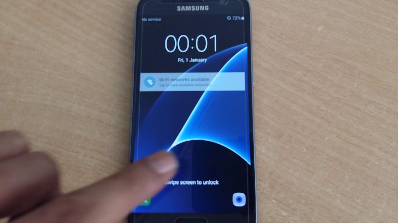 Galaxy S7: SM-G930V (Verizon) full converted into SM-G930F  (International)