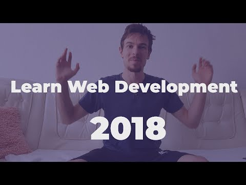 How To Learn Web Development In 2018