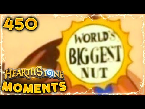 When you don't Yogg for 90 Days and Finally let it out! | Hearthstone Daily Moments Ep. 450