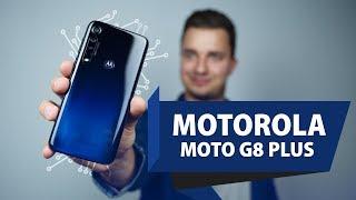 Ciekawy Smartfon za 1000 zł?  Motorola G8 Plus