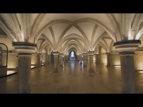 RedDoor Review: Luke at Rochester Cathedral Crypt