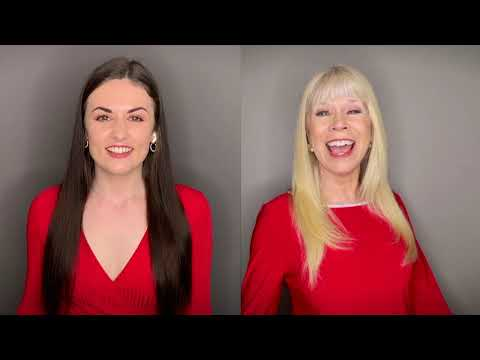 """""""Give My Regards to Broadway"""" with Broadway GREASE Star Peggy Lee Brennan featuring Bethany McDonald"""