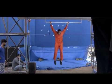 SHIVAAY Vfx   Break Down Original Movie Shot   Part 3