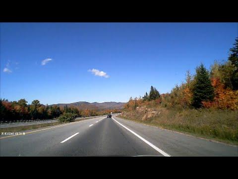 Route 175 Nord - Partie 1 de 3 - Format 1080p HD