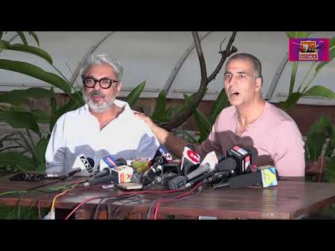 Full Interview: Akshay Kumar & Sanjay Leela Bhansali | Padmaavat Vs. Padman | Bollywood Pitara