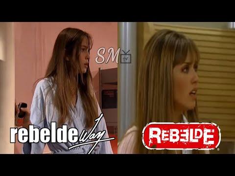 Rebelde Way / Rebelde - Marizza/Roberta En La Habitación De  Mía