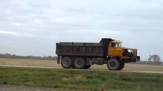 FWD 6x6 Dump Truck For Sale Video 2