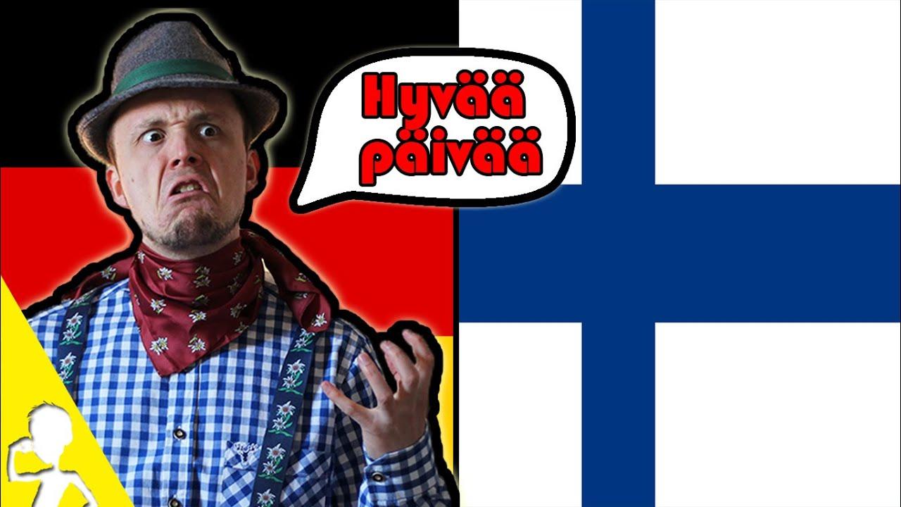 how to speak finnish with audio