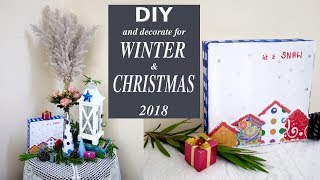 My Christmas My Style 2018 / Christmas DIY & Decor
