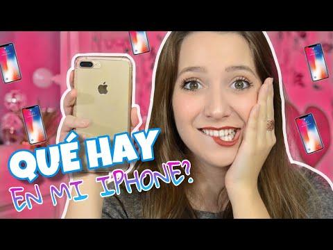 QUE HAY EN MI ÚLTIMO IPHONE?? Apps, fotos y más!! | Brenda Sander