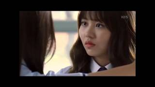 Go Eun Byul hits Kang So Young - School 2015